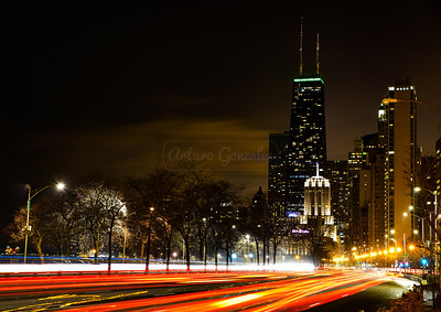 Chicago Lake Shore Drive March 2017