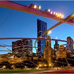 """Print title:   """" Chicago's Cityscape """"  /  2015 /  File # Chi_0204"""