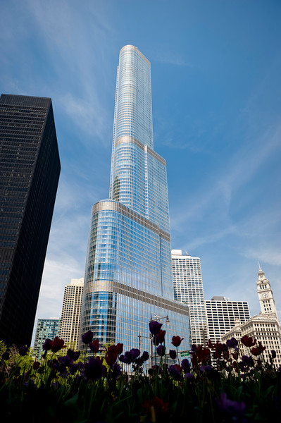 Trump International Hotel and Tower.