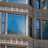 Detail shot of The Reliance Building.