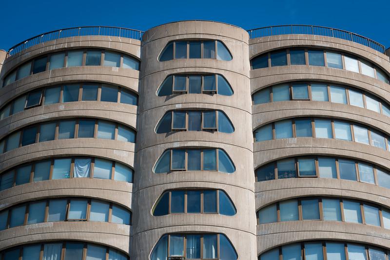 River City designed by Bertrand Goldberg concrete architecture