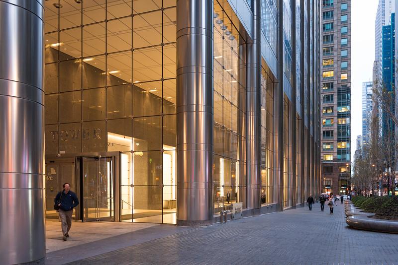 Arcade plaza zoning boost public benefit for skyscraper design construction