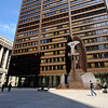 Daley Plaza with the Picasso Sculpture