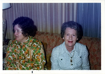 1974 Chicago LDS Party in SLC