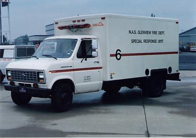 Glenview NAS Utility Truck