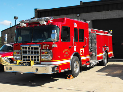 Naperville Engine 7