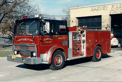 Harvey Engine 8