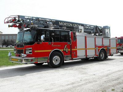 Morton Grove Engine 4