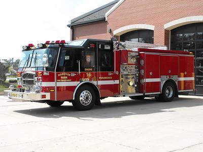 Hanover Park Engine 16