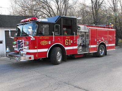 Des Plaines Engine 61