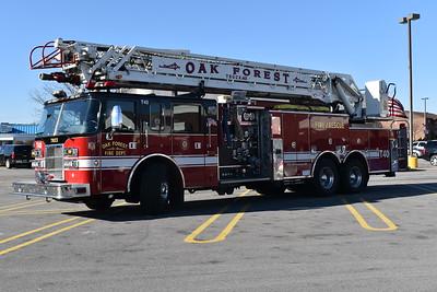 Oak Forest Truck 40