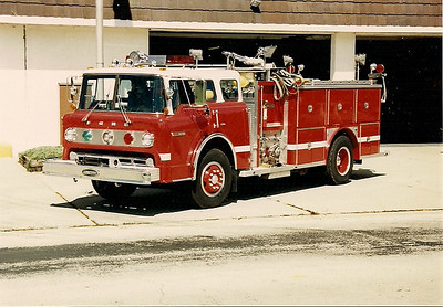 Northlake Engine 807