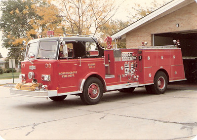 Morton Grove Engine 5