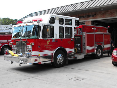 River Forest Engine 212