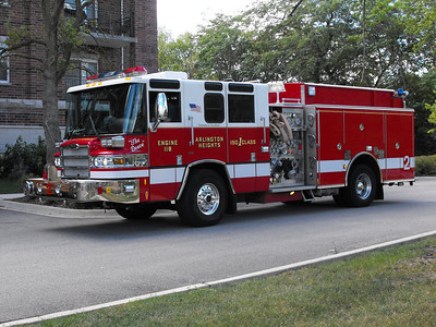 Arlington Heights Engine 2