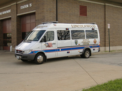 Lincolnwood Com Van 15
