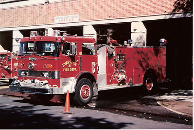 Evanston Engine 21