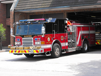 Glenview Engine 13