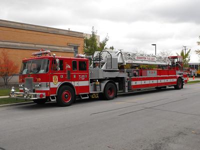 Evanston Truck 23
