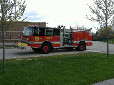 Lincolnwood Engine 15R