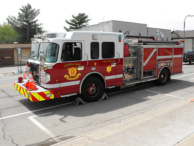 Crystal Lake Engine 341