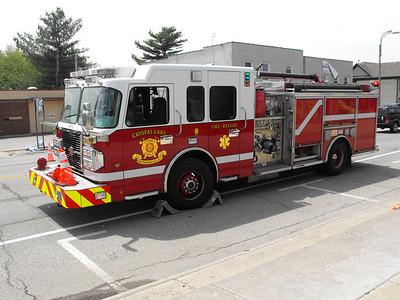 Crystal Lake Engine 341