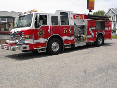 McHenry Engine 45