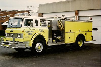 Woodstock Engine 436