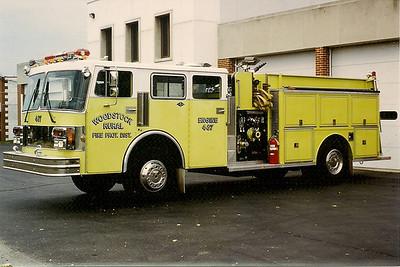 Woodstock Engine 437