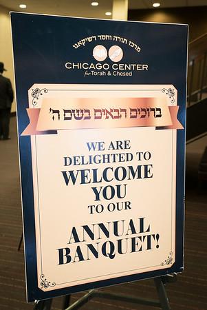 Chicago Center for Torah & Chesed 2018 Dinner