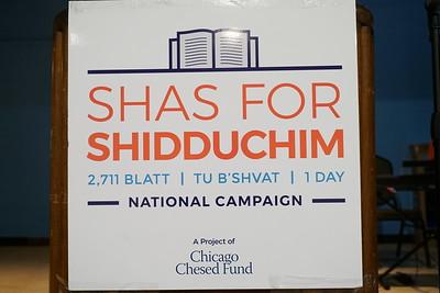 Chicago Chesed Fund Shidduchim Siyum Hashas-January 31, 2018