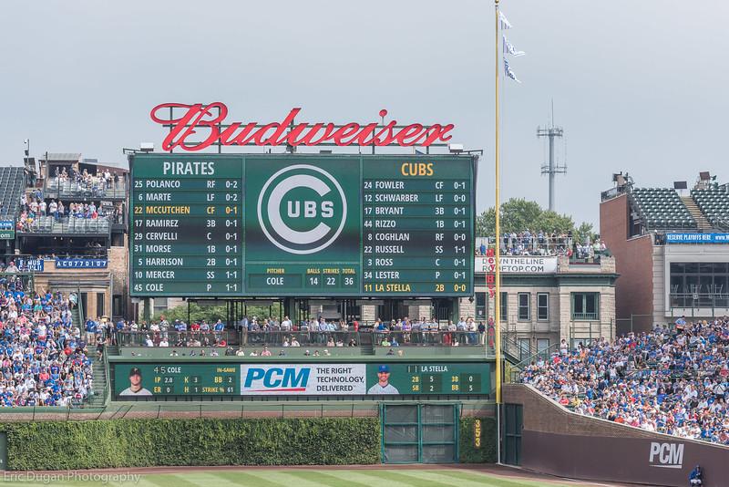 Chicago Cubs vs Pirates-27