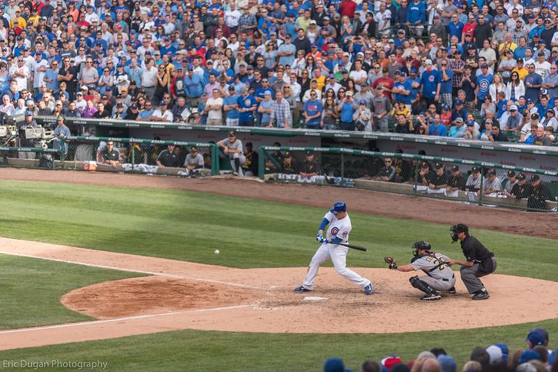 Chicago Cubs vs Pirates-93