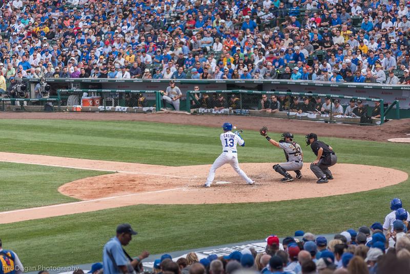 Chicago Cubs vs Pirates-62
