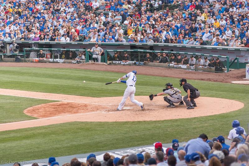 Chicago Cubs vs Pirates-86