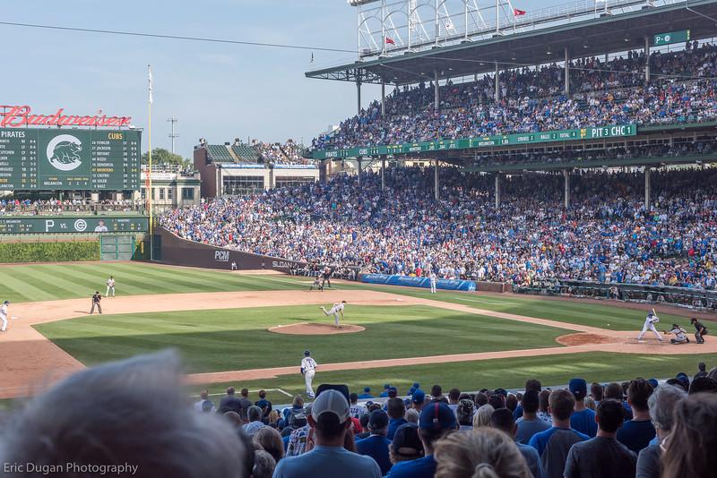 Chicago Cubs vs Pirates-124