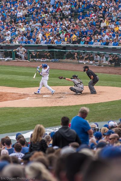 Chicago Cubs vs Pirates-34
