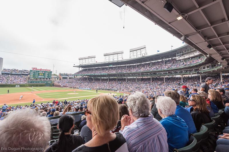 Chicago Cubs vs Pirates-9