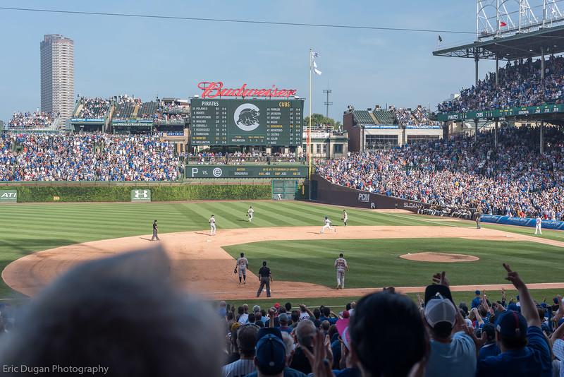 Chicago Cubs vs Pirates-120