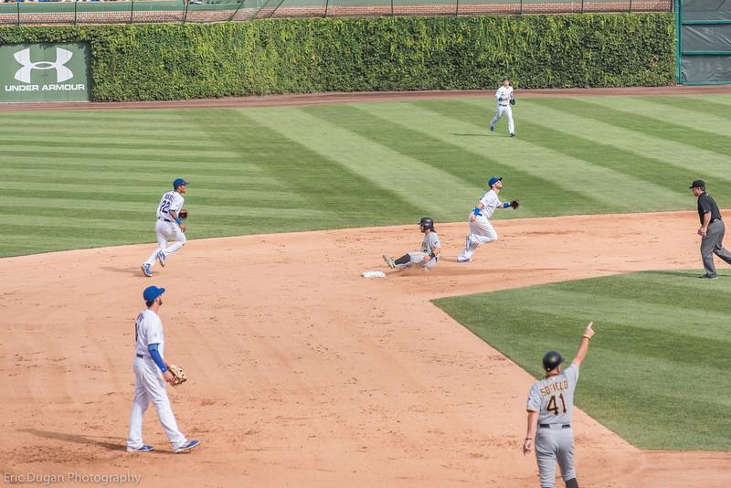 Chicago Cubs vs Pirates-59