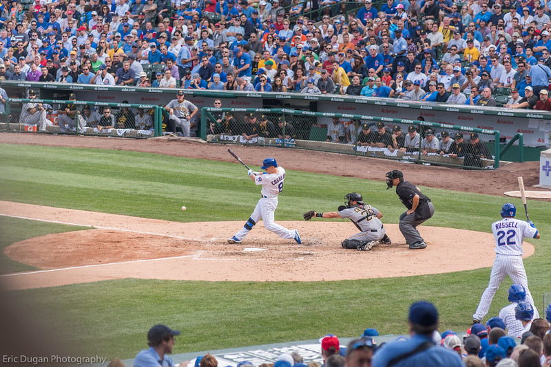 Chicago Cubs vs Pirates-37