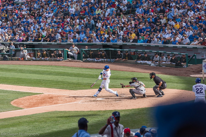 Chicago Cubs vs Pirates-56