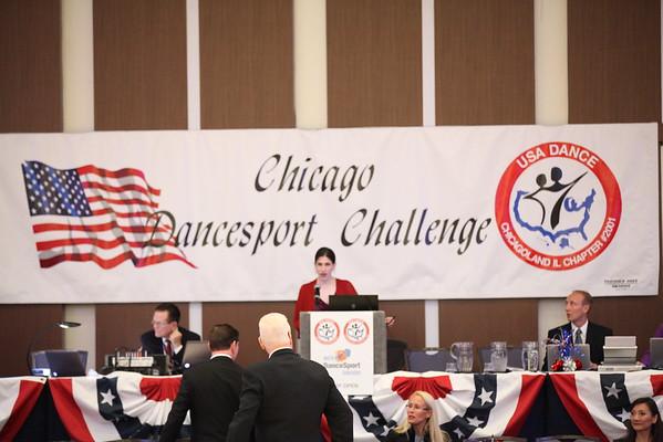 2016 Chicago Dancesport Challenge & WDSF Open