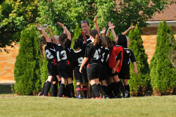 Sept 11, 2011 - vs Team Elmhurst
