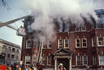 2-11 alarm 948 Windsor 12-13-85