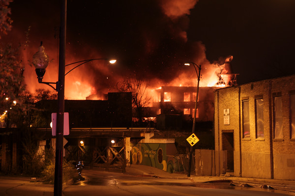 5-11 Alarm 26th & Kostner