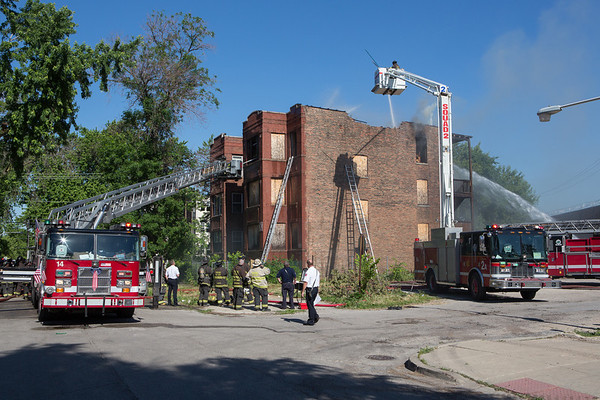 Chicago FD  Incidents and Rigs