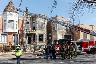 Still alarm 48 W Garfield Blvd