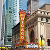 The Chicago Theatre.