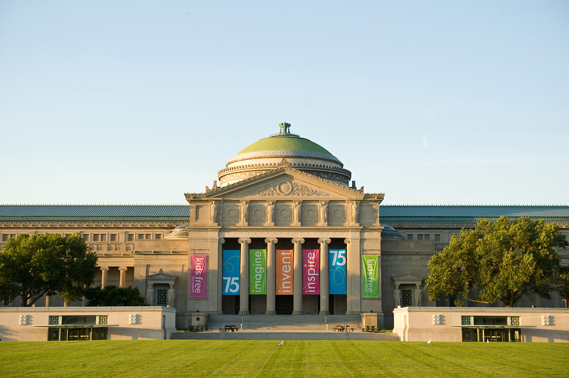 The Museum of Science and Industry located in Hyde Park, is a favorite destination for tourist